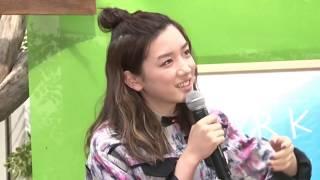 나가노메이(永野芽郁) 일본 영상 Parks 토크 이벤트 영상 ((nagano mei)