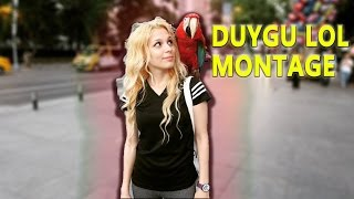 Duygu Köseoğlu LoL Montage l Best of Turkish Girl