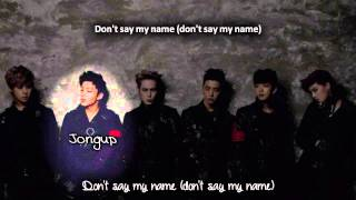 B.A.P Save Me [Eng Sub + Romanization + Hangul] HD MP3