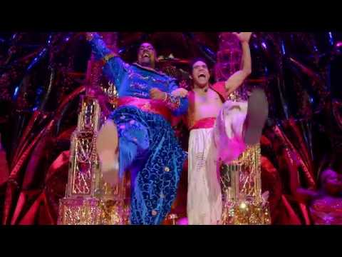 Aladdin the Musical Tour  Disney 365  Disney Channel