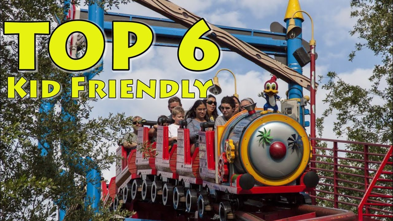 Download Top 6 Kid Friendly Rides at Universal Orlando | Plus Rix Quick Food Review