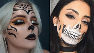 Halloween Makeup and Halloween Costumes Ideas - Scary 2018 | part-2