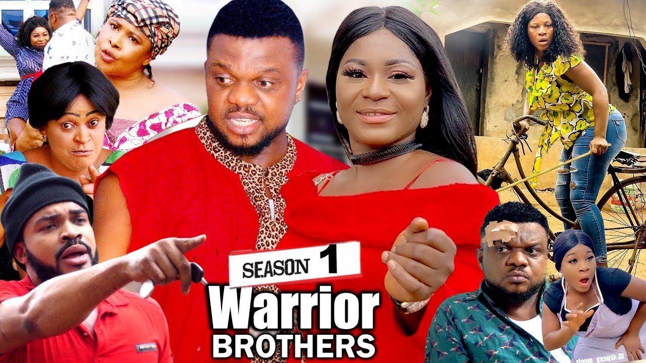 Download WARRIOR BROTHERS COMPLETE 1&2 (KEN ERIC NEW MOVIE) DESTINY ETIKO 2021 LATEST NIGERIAN MOVIE/ TRENDS