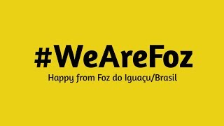 Pharrel Williams - Happy (We Are Foz do Iguaçu)