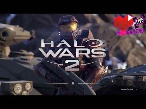 HALO WARS 2 | BETA | Gameplay | E3 Expo 2016  | Xbox One | Live | Booth | Windows 10