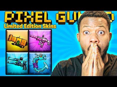 ONLY 3 DAYS LEFT.. L Pixel Gun 3D