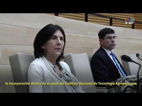 Se sancionó la ampliación del ejido municipal de Manfredi