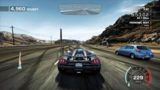 Need for Speed Hot Pursuit PC Seacrest Tour