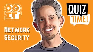 🔴 Network Security Quiz for CCNA ❕