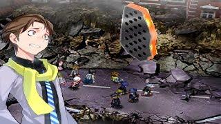Shin Megami Tensei Devil Survivor 2 Record Breaker Triangulum THURSDAY Battle #4 [APOCALYPSE]
