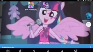Escaneado equestria girl
