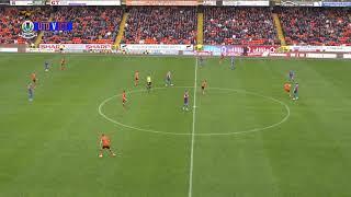 CaleyJagsTV: Dundee Utd 1 v 1 ICTFC Ladbrokes Championship : 20/10/2018