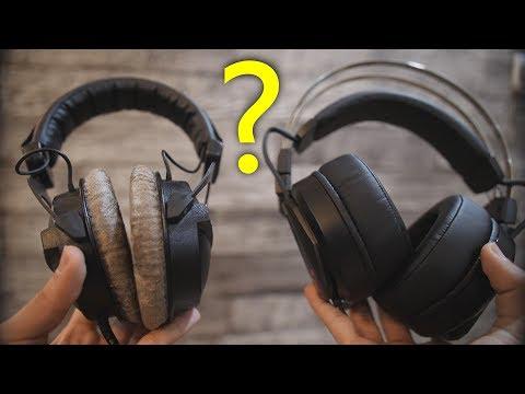 الفروقات بين السماعة الاحترافية والعادية | Headset VS Headphones