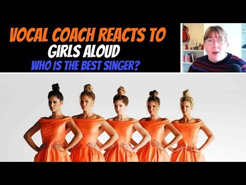 Vocal Coach Reacts To Girls Aloud 'Something New' - Who's The Best Singer?