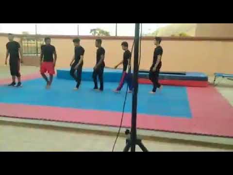 Féstival gymnastique figuig 2018