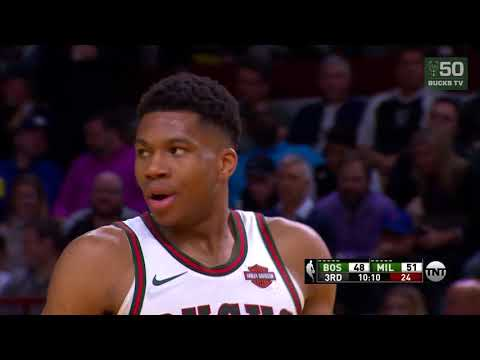 Giannis Antetokounmpo Full Return To The MECCA Highlights | 10.26.17
