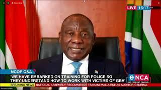 President Cyril Ramaphosa debunks lockdown rumours