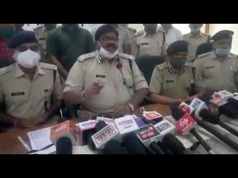 4 करोड़ की लूट का सतना पुलिस ने किया खुलासा, चार आरोपी गिरफ्तार