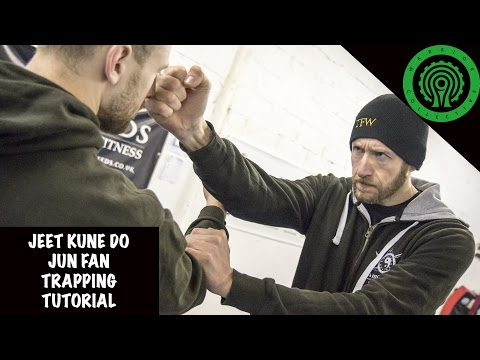 Jeet Kune Do Jun Fan Trapping Tutorial