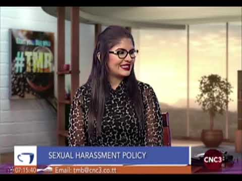 CNC3 Morning Brew Interview - National Workplace Policy on Sexual Harassment