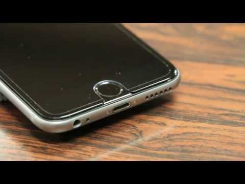 The First CURVED Glass Screen Protector - iLoome Screenmate iPhone 6 / 6 Plus