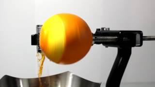 Zip Zester | Rallador de cítricos Spin Zester en accion! (Maquinarias Cobo)