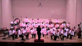 庄内ハーモニーオーケストラ サマーコンサート2011 第1部 2曲目.