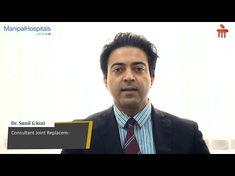 Dr. Sunil Kini Explaining Do's And Don'ts After A Hip Surgery - Manipal Hopsitals