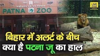 Patna Zoo – Cinema Hall सब बंद, दूर – दूर से पटना घूमने आने वाले लोग ऐसे हो रहे निराश | Watch Video