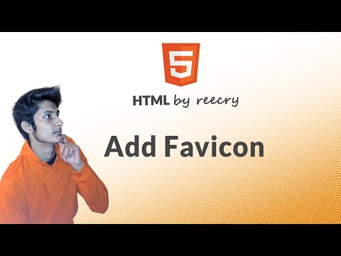 How To Add Favicon In Title Of Website Easily