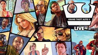 Jirka a GEJMR Hraje - GTA V - Online HEISTS [LIVE]
