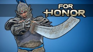 The Strongest Wu Lin in For Honor?!