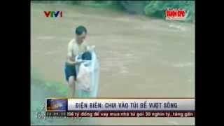 Nhà tưởng niệm ông Hồ và chuyện cô giáo chui túi nilon bơi qua sông...