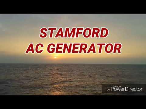 Stamford Ac Generator