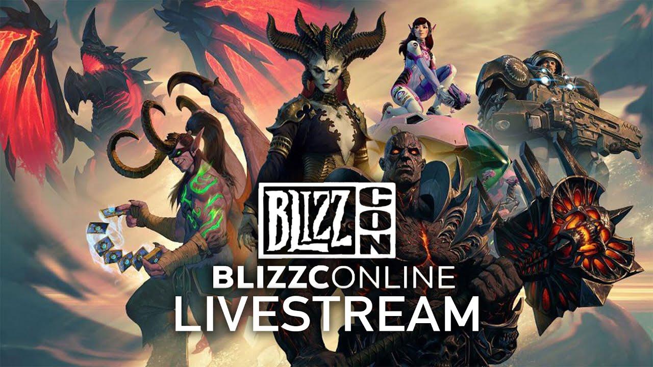 BlizzConline 2021 Livestream | A Critical Role Diablo Campaign