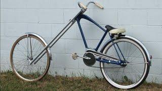 Велосипед своими руками(Видео инструкция по переделки старого велосипеда в новый монстр велосипед чоппер своими руками., 2015-02-16T18:45:56.000Z)