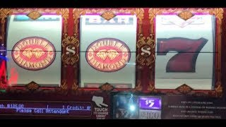 JACKPOT HANDPAY! TOP DOLLAR AND WHEEL OF FORTUNE! LAS VEGAS