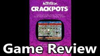 Crackpots Atari 2600 Review - The No Swear Gamer Ep 521