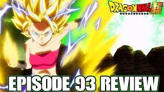 Dragon Ball Super Episode 93 Review You're The Tenth Warrior! Goku Visits Frieza!