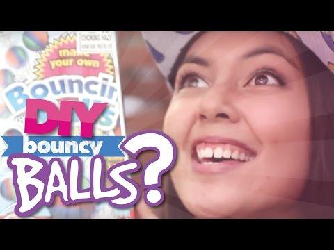 REVIEW ✉ Grafix DIY Bouncy Balls