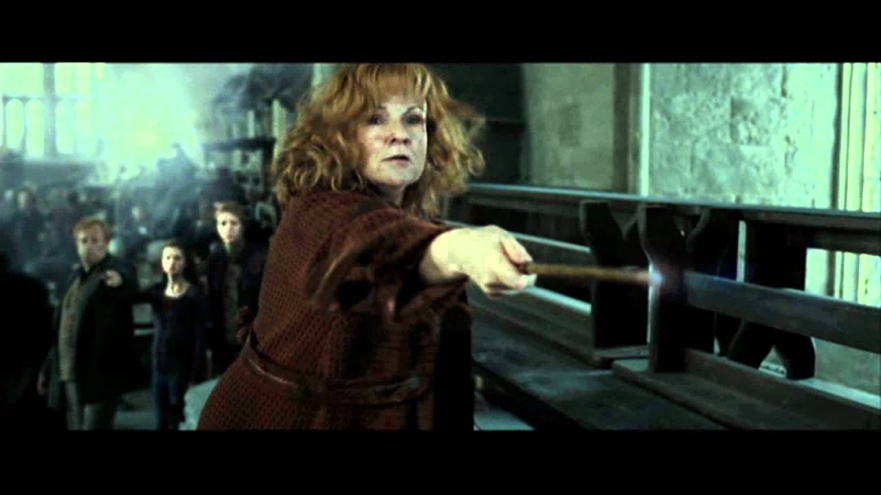 Harry Potter and the Deathly Hallows part 2 - Bellatrix ...