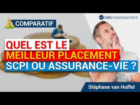 Comparatif SCPI VS Assurance-vie : quel est le meilleur placement ? [Vidéo BFM]