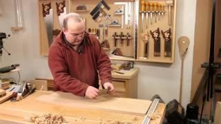 Build An Oak Hall Table: Part 9