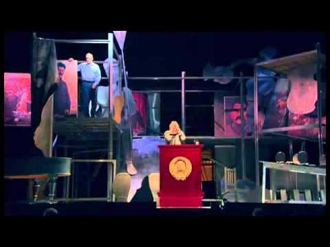 Театр Современник - Сон Гафта, пересказанный Виктюком