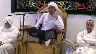 الشيخ علي مال الله - الولاية التكوينية في أنة السيدة فاطمة الزهراء ع في مسجد النبي محمد ص