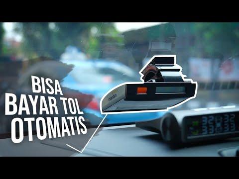 Alat Bayar Tol Otomatis, Review OBU Emoney