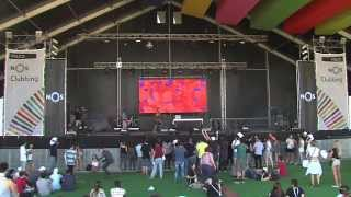 Gin Party Soundsystem @ Optimus Alive (que agora é NOS Alive)