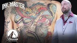 Best of Josh Payne (Compilation) | Ink Master