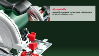 Sierra circular portatil Bosch PKS 66 A