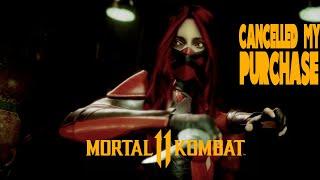 Mortal kombat 11 WHY I CANCELED MY PREMIUM EDITION PREORDER!!!